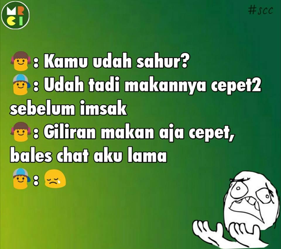 10 Meme Susahnya Chatting Dengan Gebetan Ini Lucu Ban