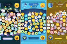 Game Disney Tsum Tsum diunduh 70 juta kali di seluruh dunia, keren!