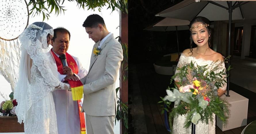 Tak banyak yang tahu, ini 10 foto nikahan Anneke Jodi-Spencer Jeremiah