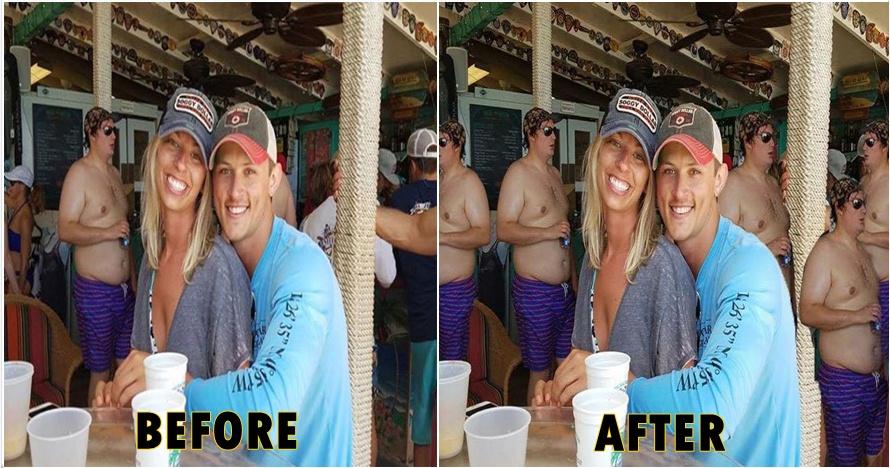 Pasangan ini minta fotonya diedit, 15 hasilnya malah bikin ketawa