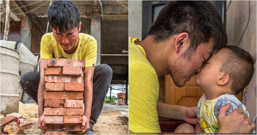 Kisah haru remaja banting tulang demi obati adiknya yang idap leukemia