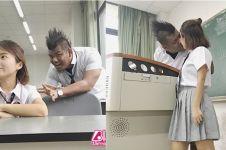 Kisah pasangan dua remaja beda penampilan ini curi perhatian netizen