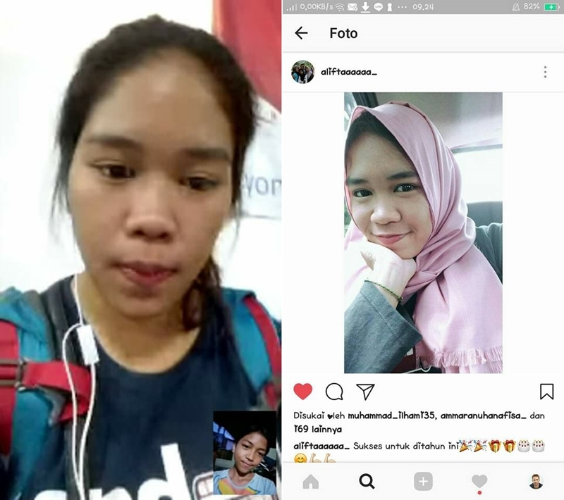 Alifta, gadis asal Jakarta ini hilang di Stasiun Tugu Yogyakarta