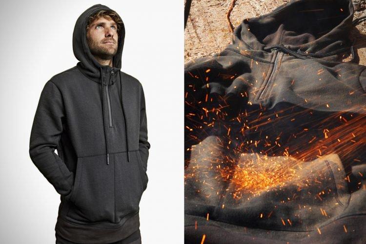 Jaket ini bisa awet hingga 100 tahun meski dibakar, berapa duit ya?