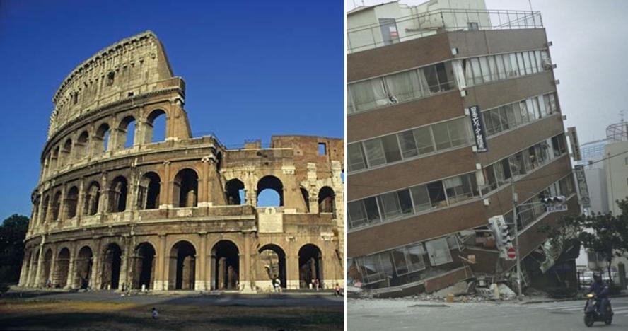 Kenapa bangunan 2.000 tahun lalu lebih kuat dari beton masa kini?