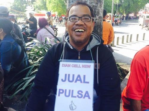 5 Bisnis jasa keliling yang dilakukan masyarakat Indonesia, salut!