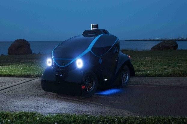 Dubai ciptakan mobil polisi berteknologi mampu kenali wajah manusia