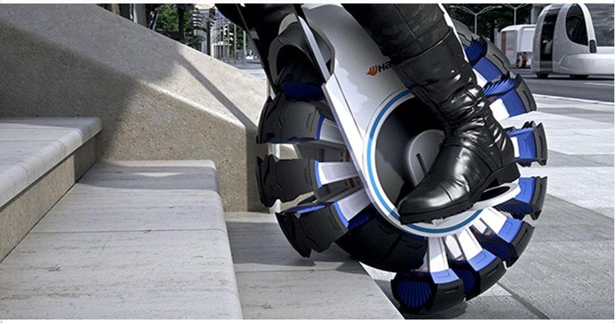 5 Rancangan kendaraan masa depan dari perusahaan ban ini bikin kagum