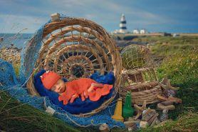 14 Pemotretan bayi pasca lahir, bisa jadi inspirasi nih