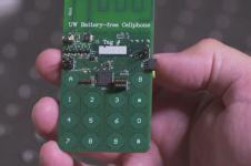 Kabar gembira, ilmuwan temukan cara bikin smartphone tanpa baterai