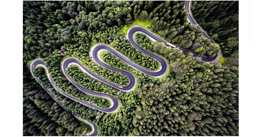 10 Foto terbaik di dunia ini diambil pakai drone, hasilnya mengagumkan