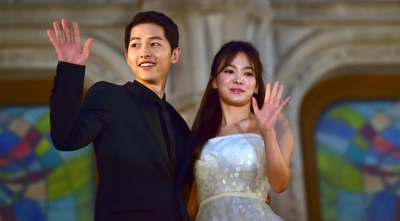 Terkuak, ini lho aktor K-Drama yang jadi mak comblang Song-Song couple