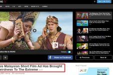 Situs terkenal ini sebut iklan Indoeskrim dari Malaysia, sengaja nih?