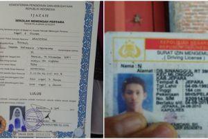 Aneh bin ajaib, 5 orang Indonesia ini namanya cuma satu huruf lho