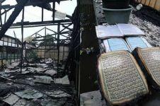 Madrasah di Kalsel dilalap api, koleksi Alquran-nya tak hangus