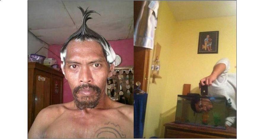 10 Foto kelakuan lucu netizen ini bikin kamu ngakak salto