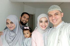 7 Pernikahan ini bikin sesama artis jadi saudara ipar, dunia sempit ya