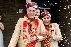 Viral, pernikahan pasangan gay muslim ini tuai kontroversi