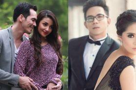 4 Pasangan artis ini hapus foto dan unfollow IG sebelum bercerai