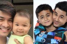 10 Anak artis ini ternyata 'fotocopy-an' ayahnya, mirip banget