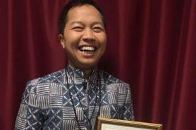 Bikin bangga, Sandhy Sondoro kembali menang ajang musik Internasional