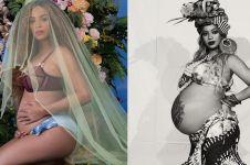 Pertama kalinya, Beyonce unggah foto bayi kembarnya di media sosial