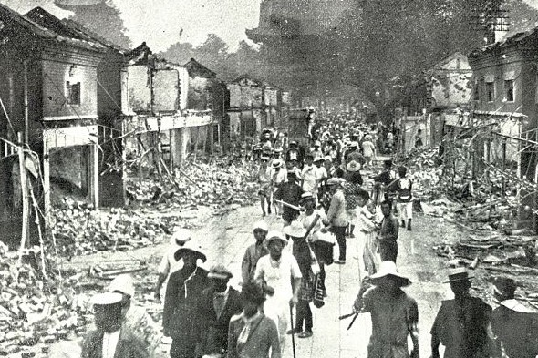 10 Bencana alam dunia yang paling besar & mengerikan sepanjang sejarah