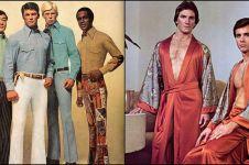 12 Iklan pakaian tahun 70an ini keren, retro abis