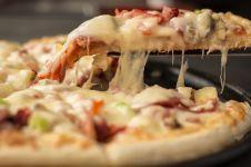 Suka makan pizza tapi takut badan gemuk? Siasati dengan cara ini