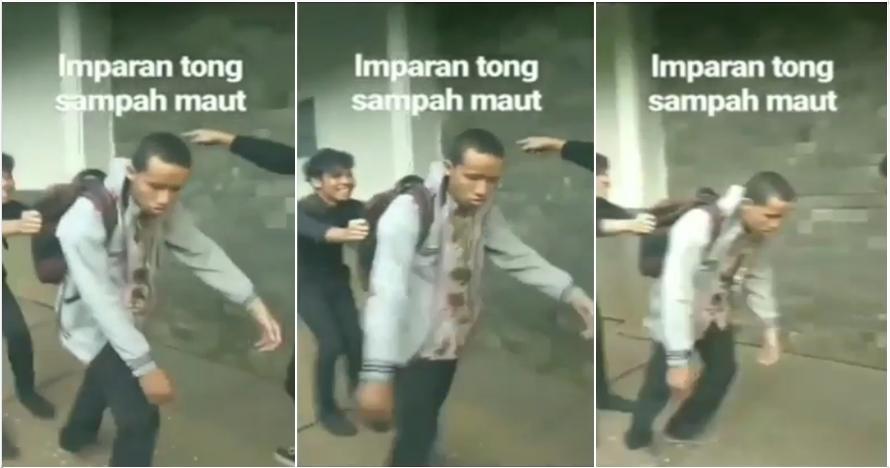 Viral video bullying di kampus ternama, dibiarkan & malah ditertawakan