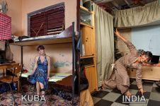 Begini lho penampakan kamar kos mahasiswa dari 11 negara di dunia