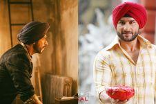 Begini gaya 8 aktor Bollywood pakai turban, mana yang paling ganteng?