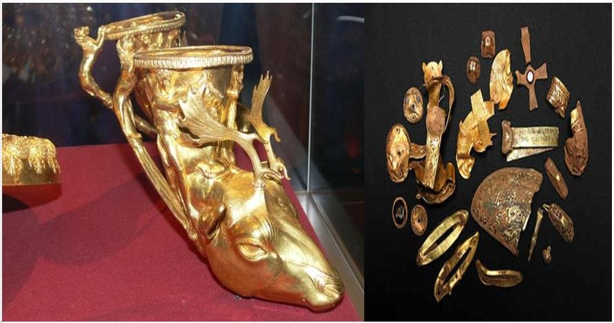 8 Penemuan harta karun terbesar sepanjang sejarah, kaya mendadak nih