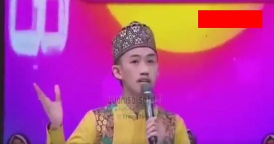 Tuai protes atas ceramah soal 'pesta seks', Ustaz Syam minta maaf