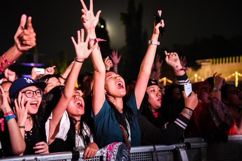 Festival ini padukan musik, arts, fashion dan food, keren abis nih