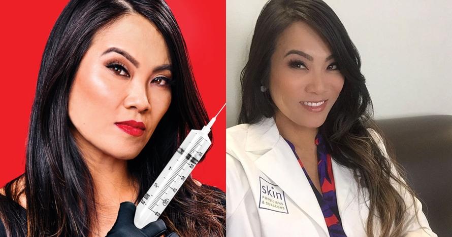 Sandra Lee, dokter spesialis 'pencet' jerawat yang seksi abis