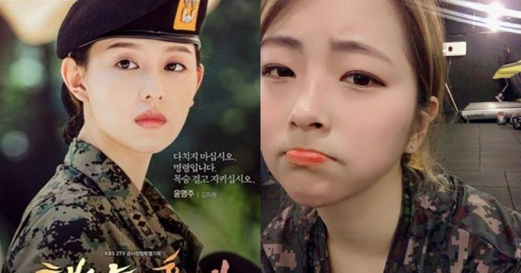 Tokoh K-Drama jadi nyata, tentara cantik Korsel ini hebohkan dunia