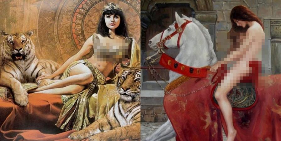 10 Wanita inspiratif sebelum abad ke-16, cantik seksi lagi pula cerdas