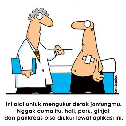 humor kesehatan © 2017 brilio.net