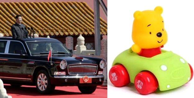 Sering disamakan dengan presiden, Winnie The Pooh haram di negara ini