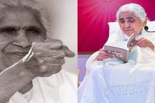 Berusia 1 abad, wanita ini masih pimpin organisasi spiritual dunia