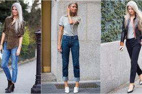 10 Gaya fashion minimalis ala Sarah Harris, 'ratu' street style hits