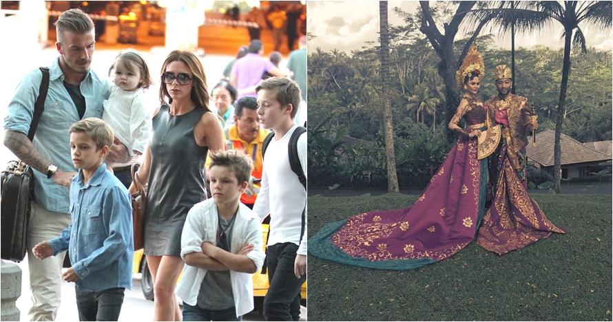 5 Artis Hollywood ini memilih berlibur ke Bali