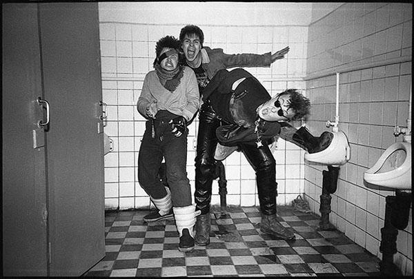 Punk Rusia © 2017 Hintmag.com