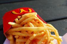 Ini resep rahasia kentang goreng McDonald's yang selalu bikin nagih