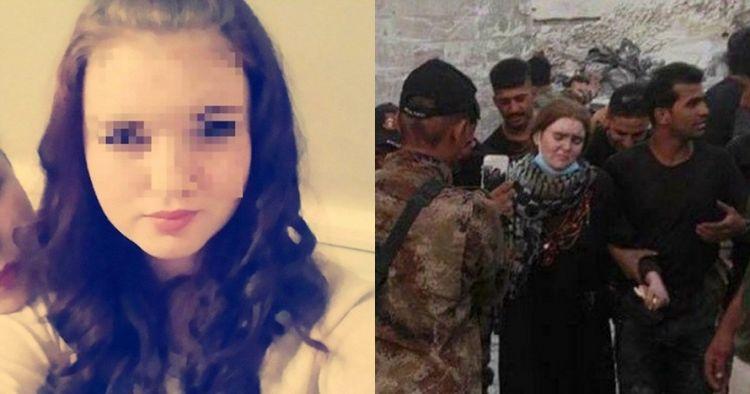 Gadis remaja ini nekat lewati perbatasan demi bertemu kekasih ISIS-nya