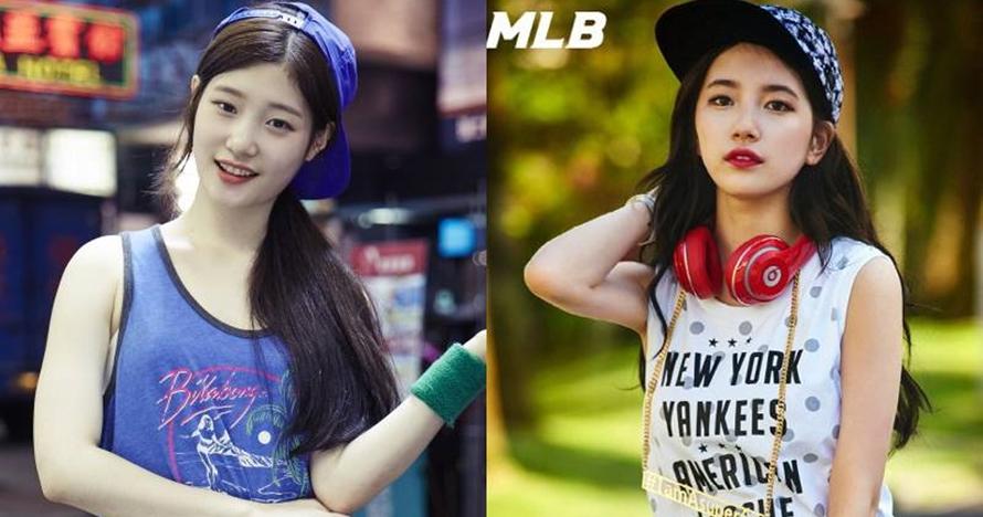 Jung Chae-yeon, personel DIA yang digadang-gadang jadi the next Suzy