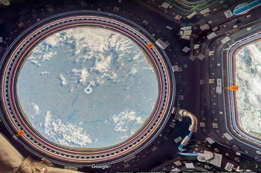 Kabar gembira, sekarang bisa intip luar angkasa via Google Street View