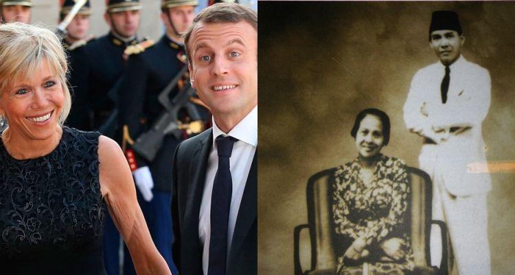 Usia bukan halangan, 4 pemimpin dunia ini nikahi wanita lebih tua