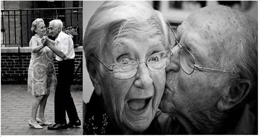 16 Potret pasangan lansia tunjukkan cinta sejati itu nyata